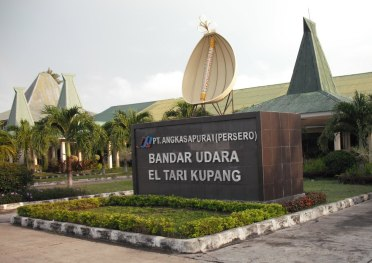 Kupang-airport