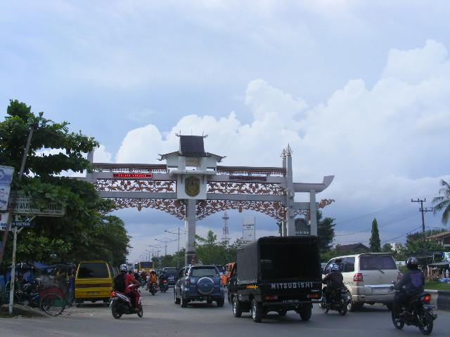 Pintu Gerbang Kota Banjarmasin